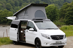 Mercedes-Benz Campervan Conversions
