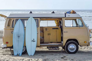 Surf Van Conversion