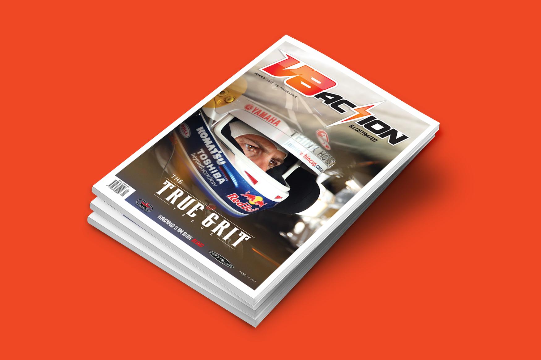 V8 Action Cover