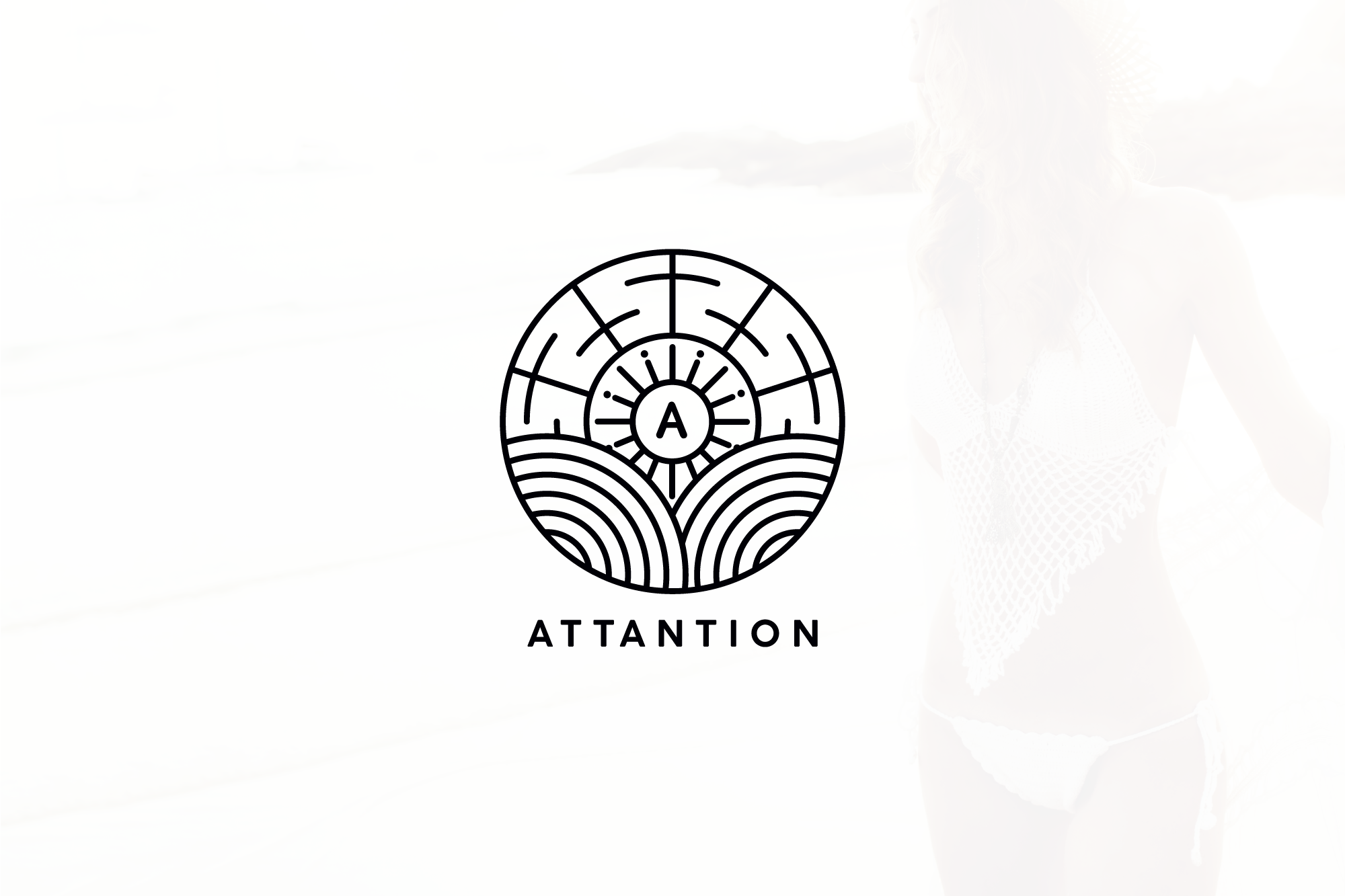 Attantion main logo