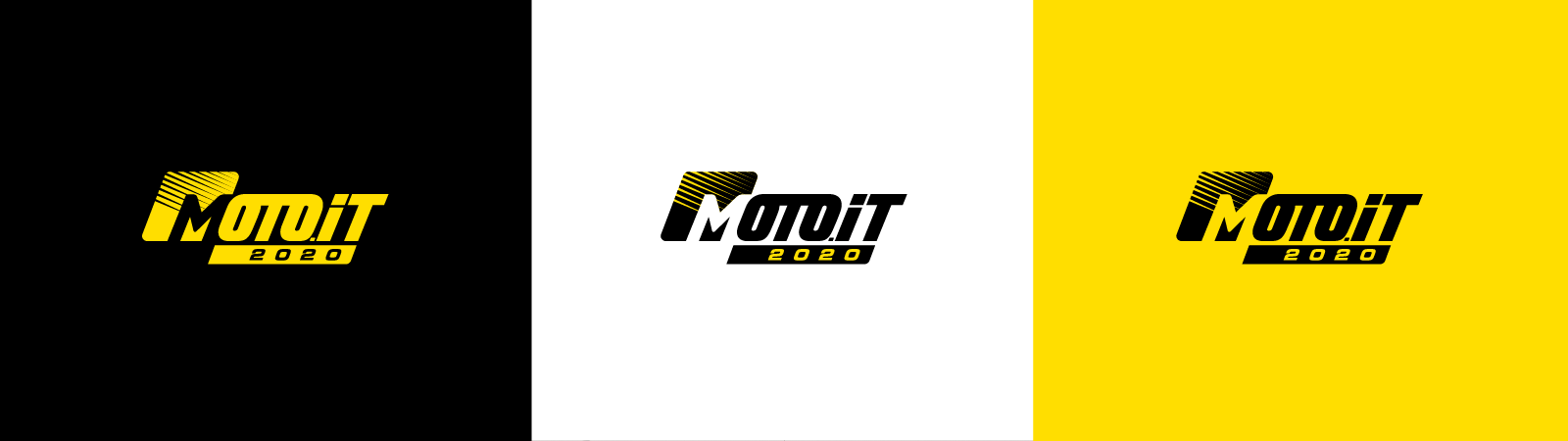 Moto.it logo combinations