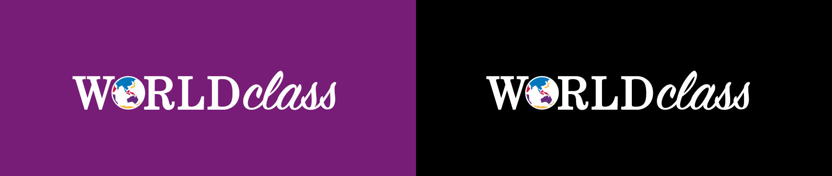 World Class Logo Variations