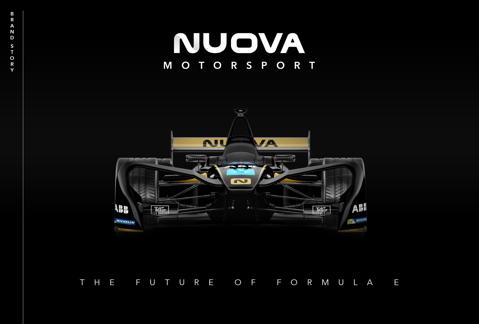 NUOVA Motorsport Brand Story