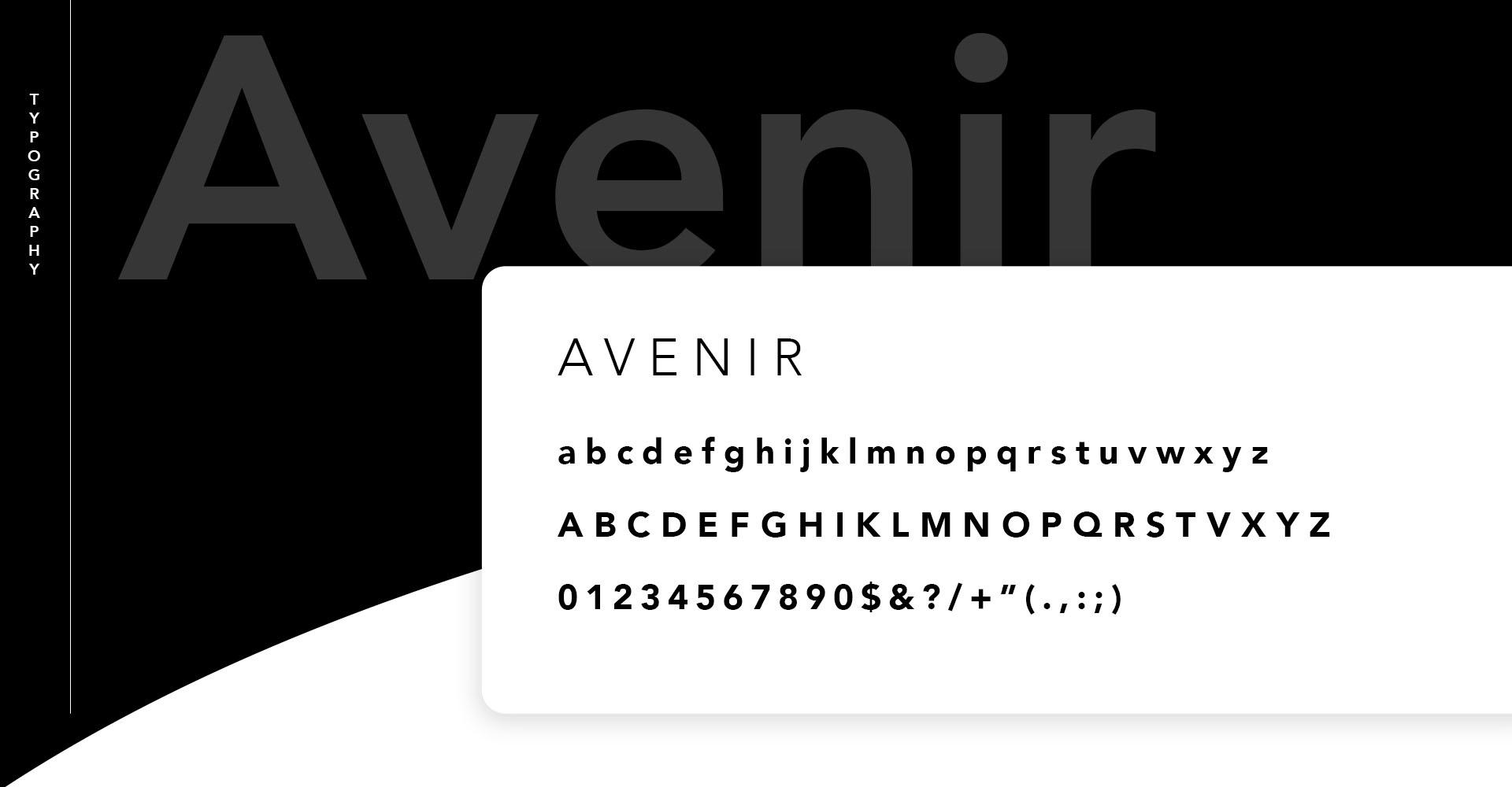Nuova typography