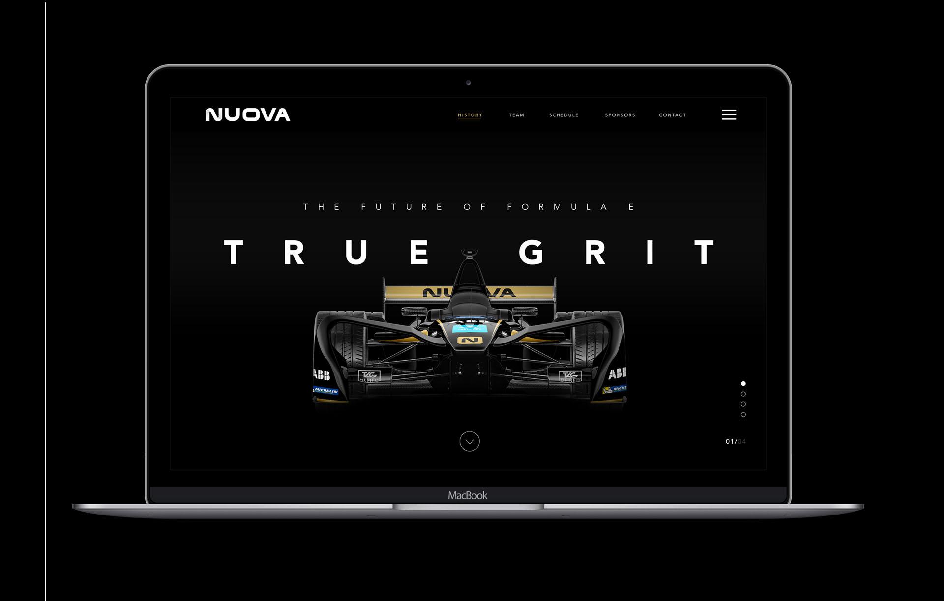 Nuova digital desktop