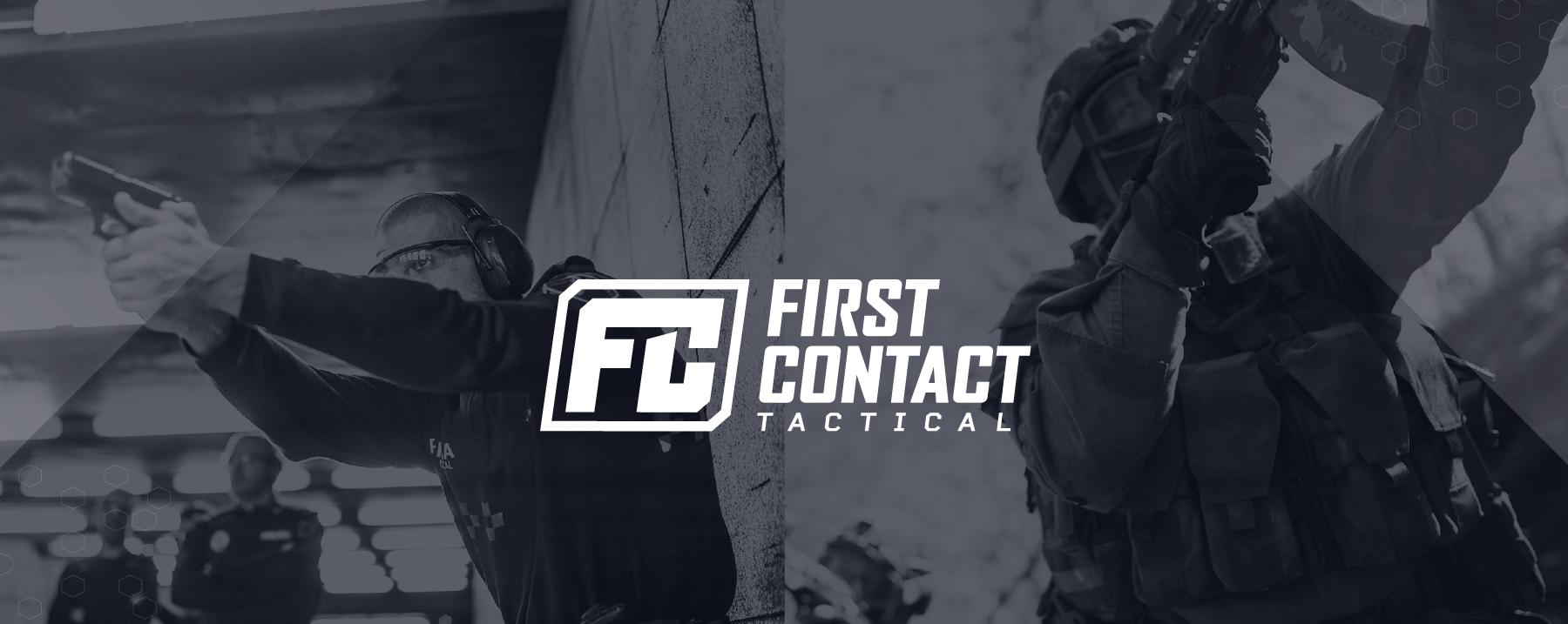 First Contact Tactical Main Logo