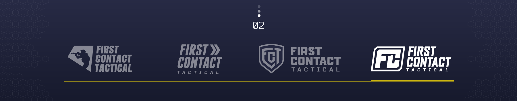 FCT initial logo concepts