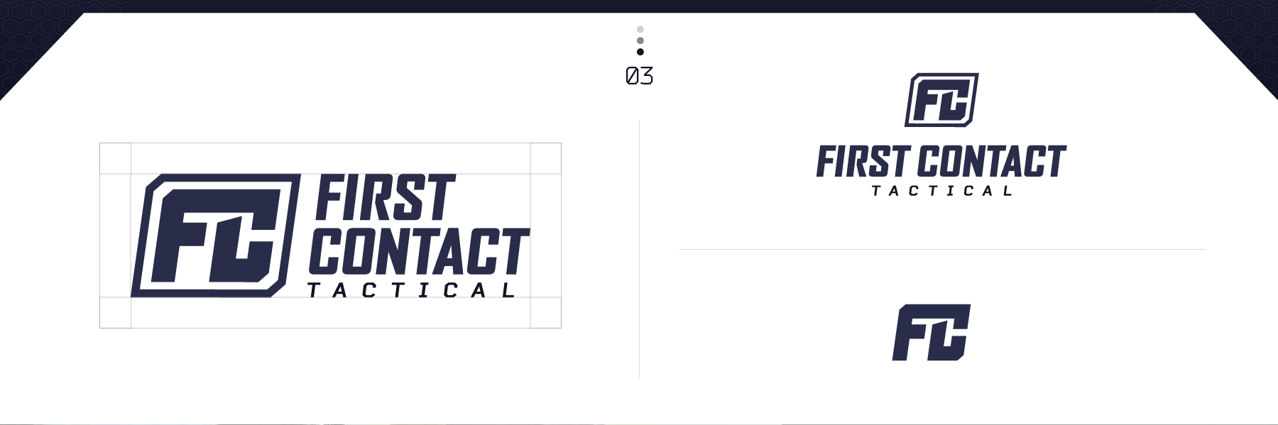FCT Logo lockup options