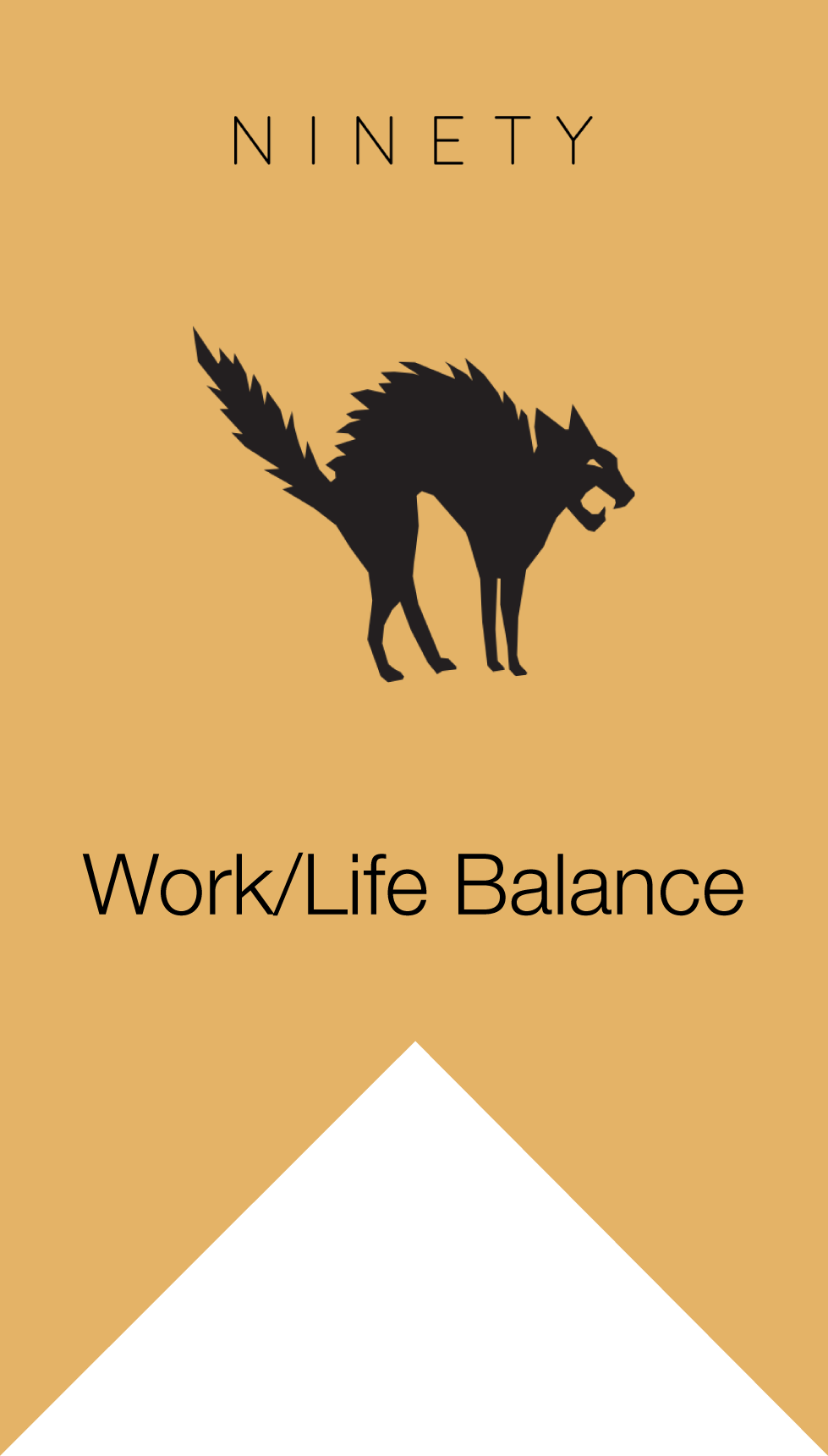 Career Dilemma Work-life balance
