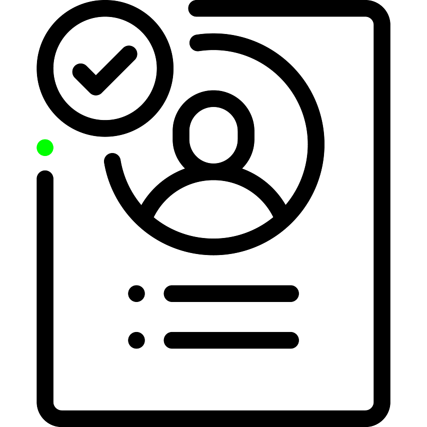 icon improve your cv