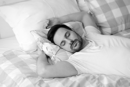 Restful, Peaceful Sleep