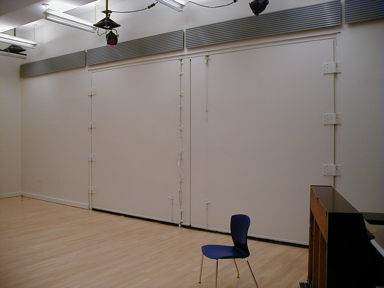 Room Diffusers & Linear Absorbers
