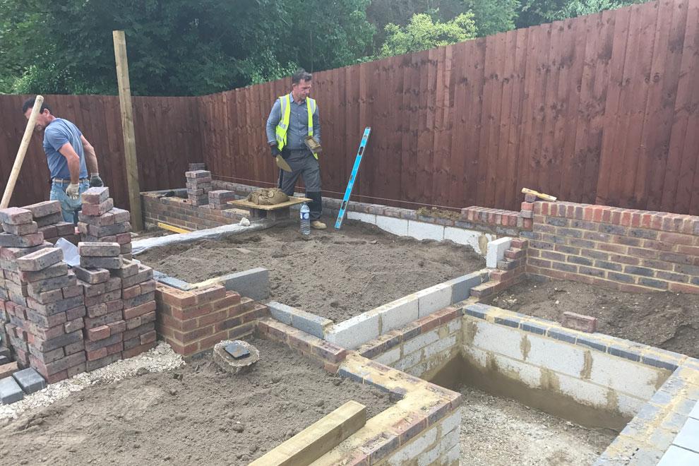 New build house in Barnet