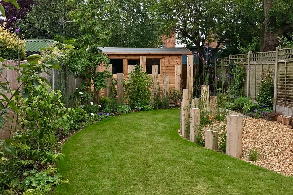 Small Garden, St Albans · Garden Design Portfolio