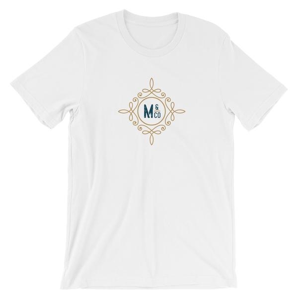 Misadventure Icon - Short-Sleeve Unisex T-Shirt (Light)