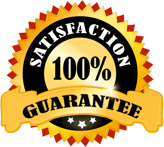 Your roof cleaning and soft washing is guaranteed