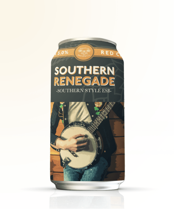 Red Clay Brewing Company Southern Renegade Can