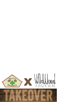 Red Clay Brewing Company snapchat filter