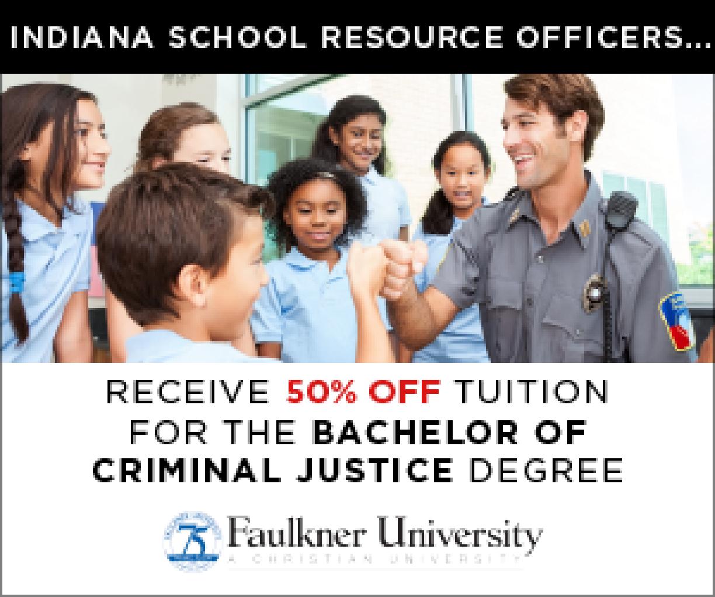 Faulkner University Display Ad Design