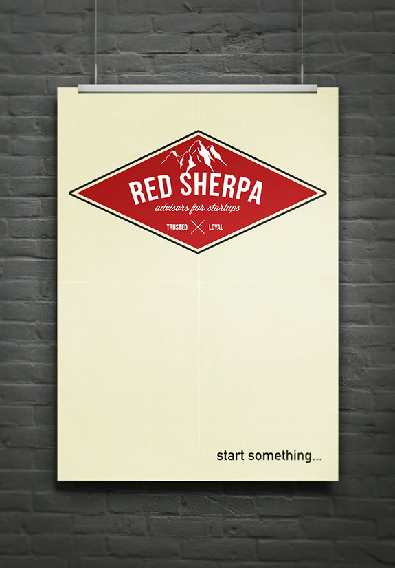 Red Sherpa notebook