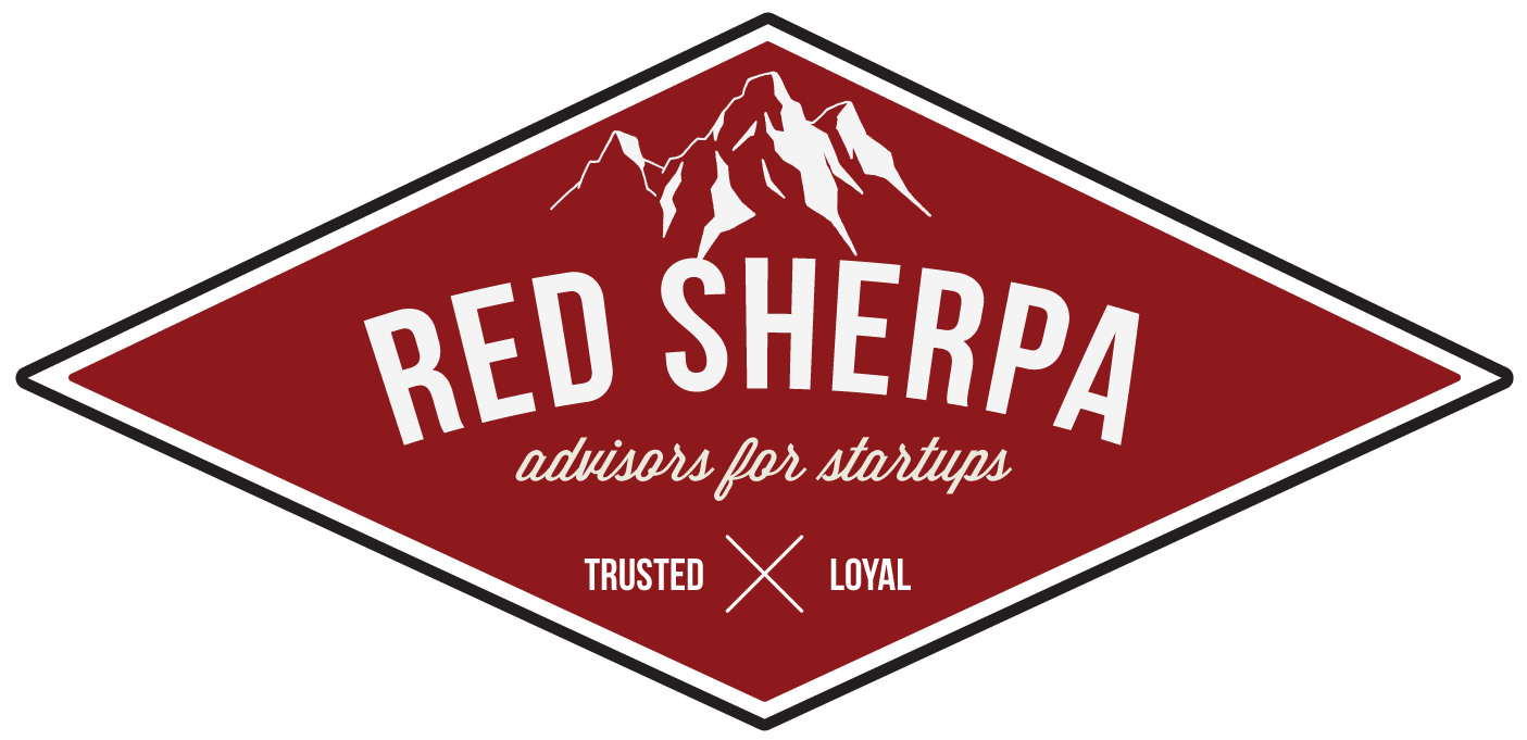 Red Sherpa logo
