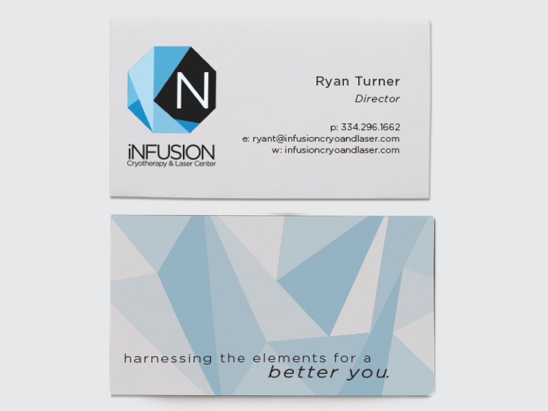 iNfusion business card