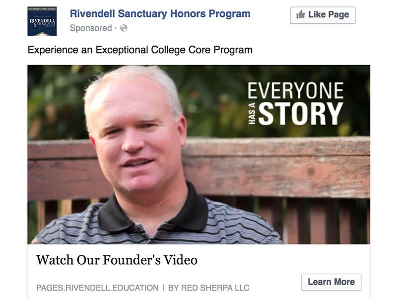 Rivendell Social Media Post