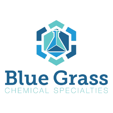 The Blue Grass Chemical Specialties logo