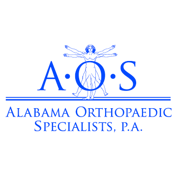 The Alabama Orthopaedic Specialists logo