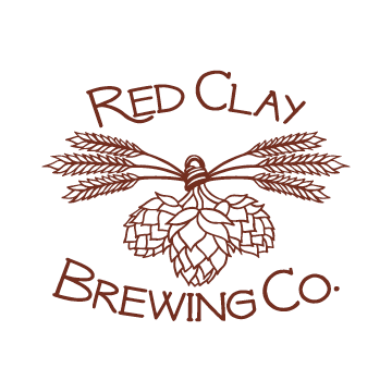 The Red Clay Brewing Co. logo
