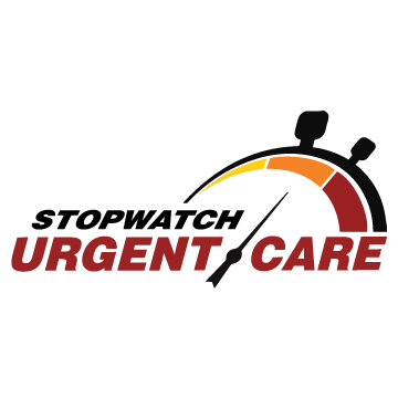 The Stopwatch Urgent Care logo