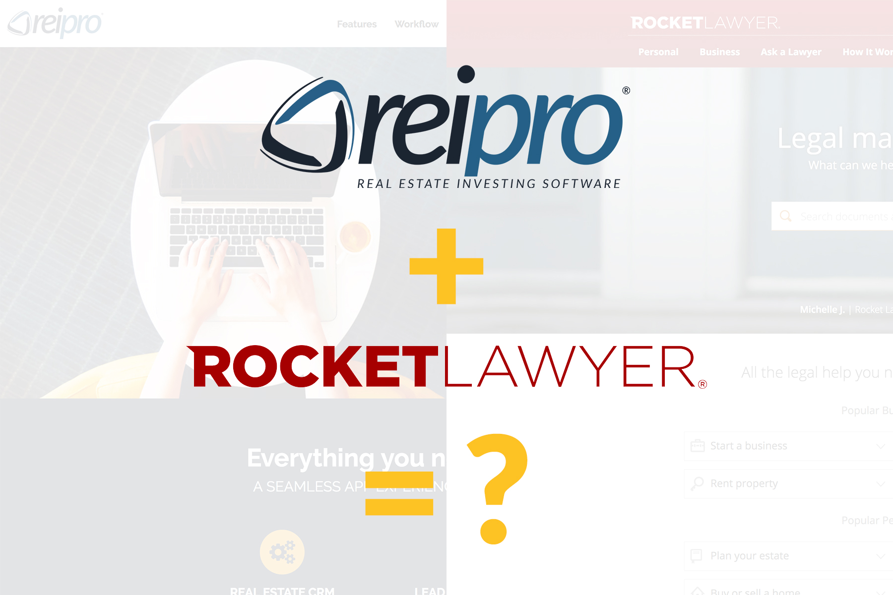 Real Estate Investing Contracts, Business Agreements and Forms - REIPro and Rocket Lawyer