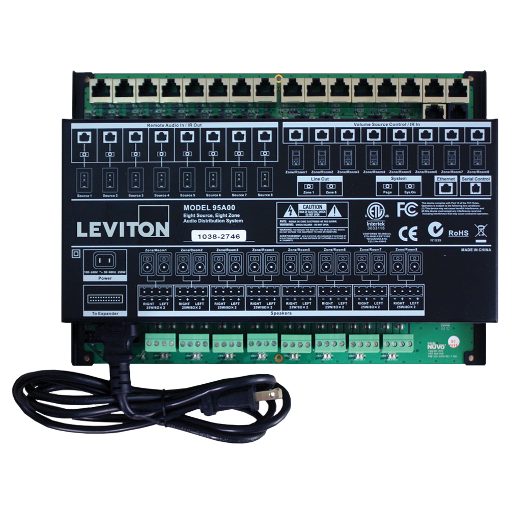 Structured Wiring Distribution Audio Bookmark About Diagram And Panels For Residential Homes Casatunes Leviton Rh Com Home