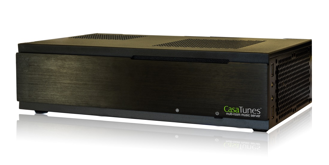 CasaTunes CT-3/4 Music Server