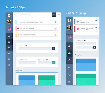 four eyes designs ui ux mobile interface