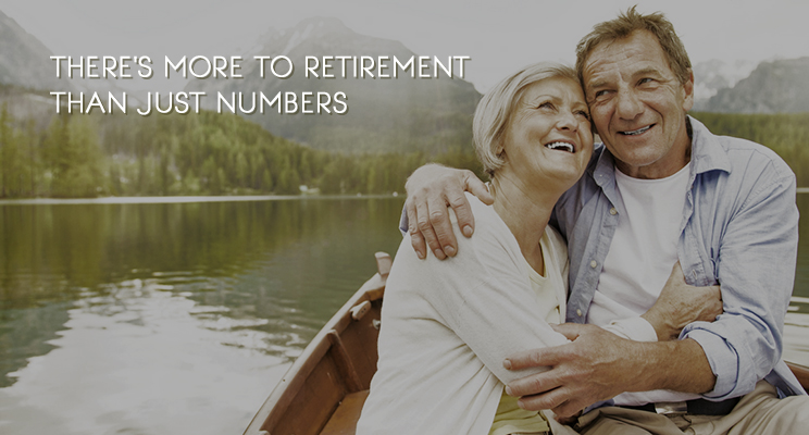 There's More to Retirement than Just Numbers