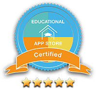 OOKs Educational App Store Certified