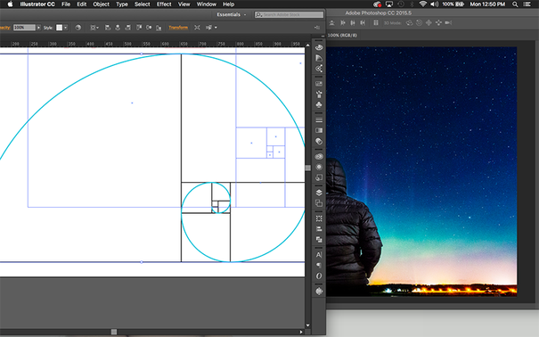 Photoshop and Illustrator syncing