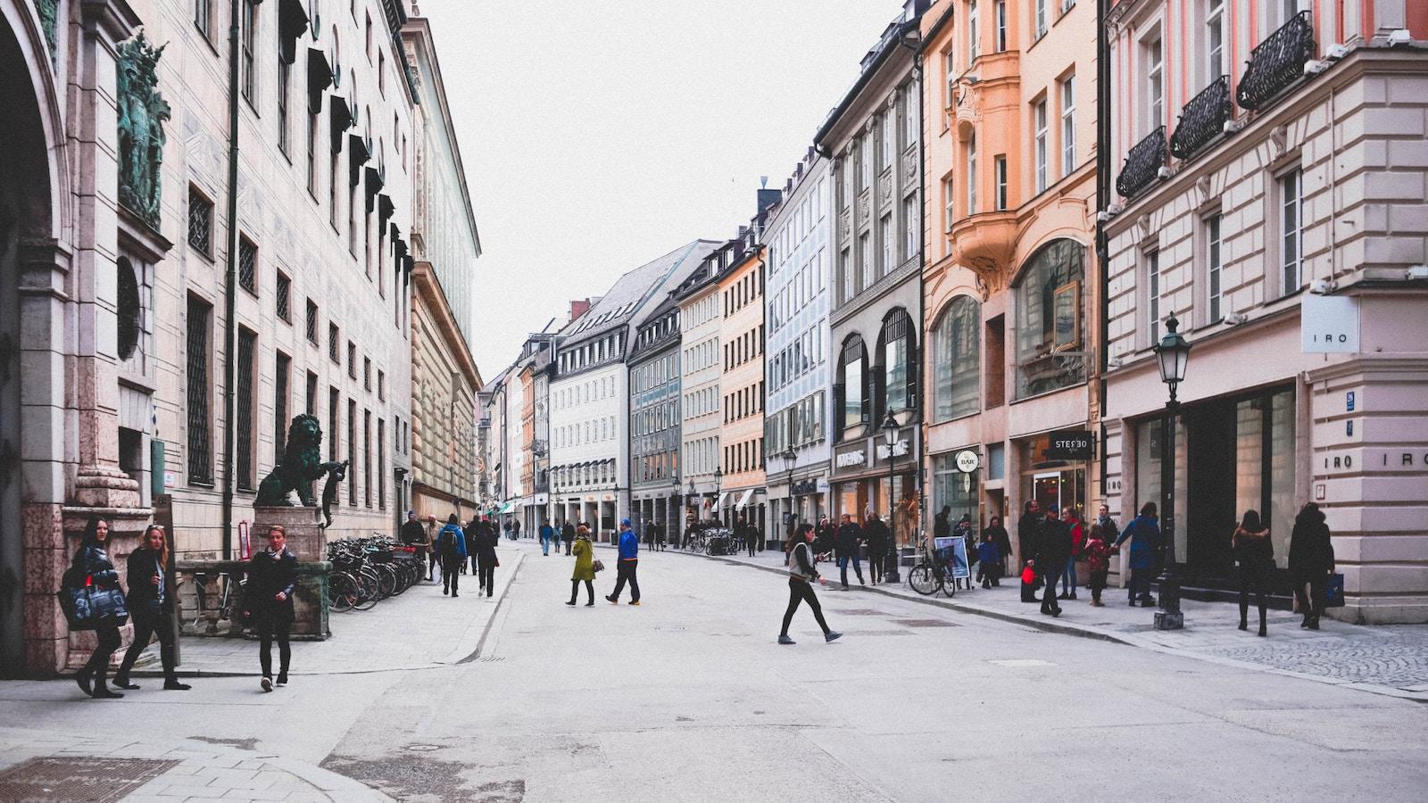 Kurierdienst Munich