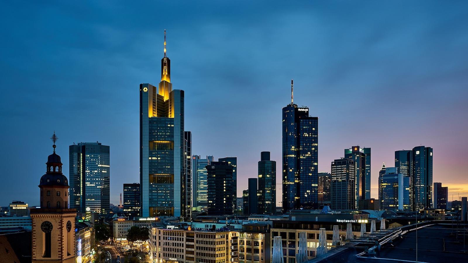 Kurierdienst Frankfurt