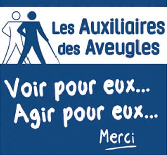 Logo Auxiliaires des Aveugles