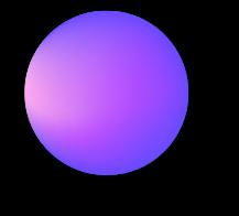 Image bulle violette pour Arrière Plan