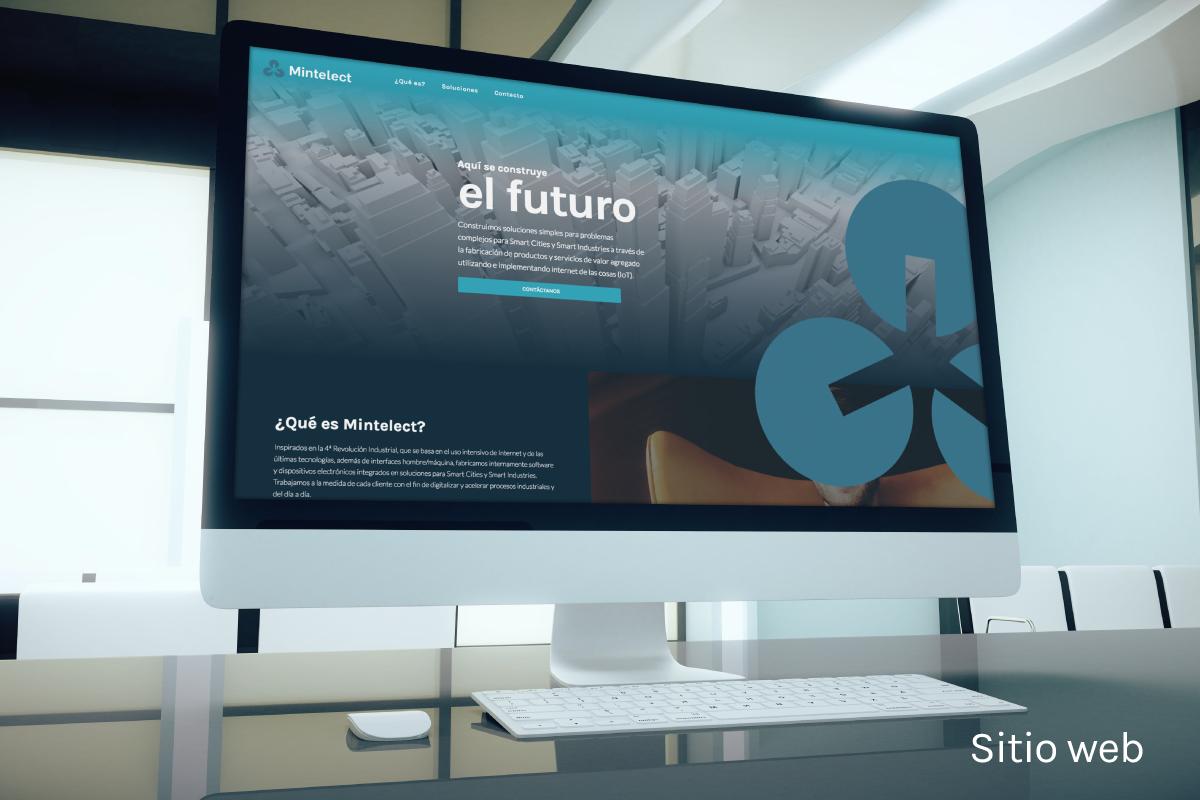 Mintelect - Construyendo el futuro