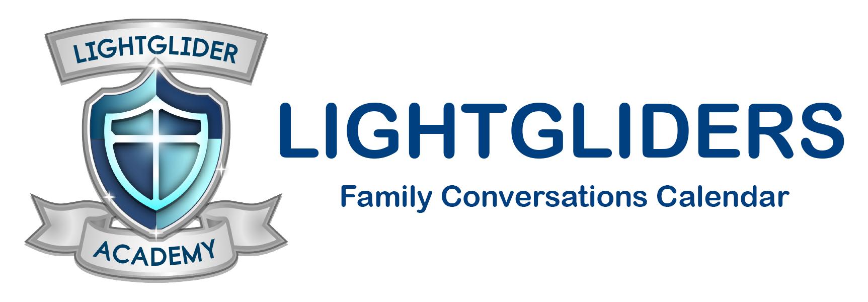 Lightgliders Family Conversations Calendar