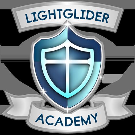 Lightglider Academy crest