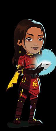 Lightglider Leader Nisha