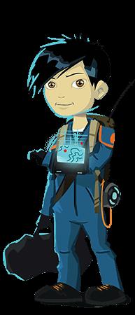 Lightglider Leader Kwan