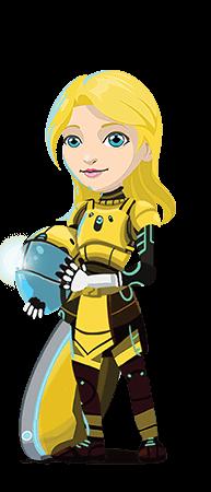 Lightglider Leader Tova