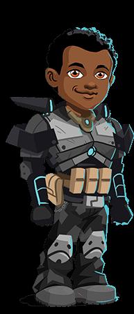 Lightglider Leader Marlon