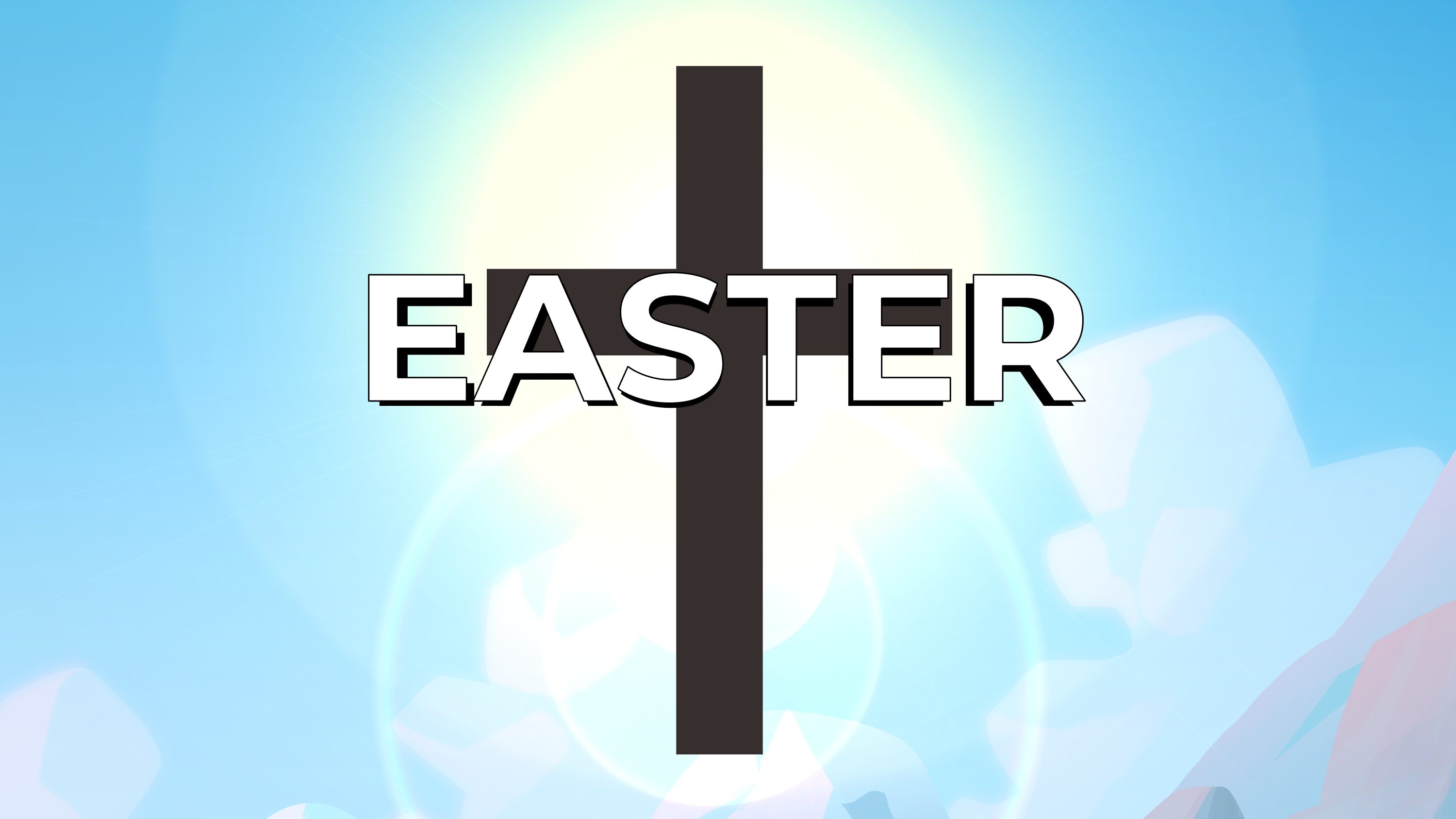 Inundating meaning of easter